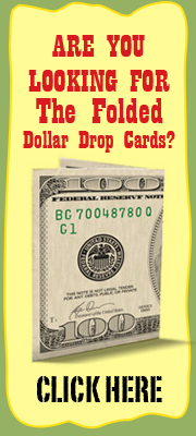 Drop cards sizzle cards 20 dollar bill drop cards 100 dollar realistic dollar bill drop cards colourmoves